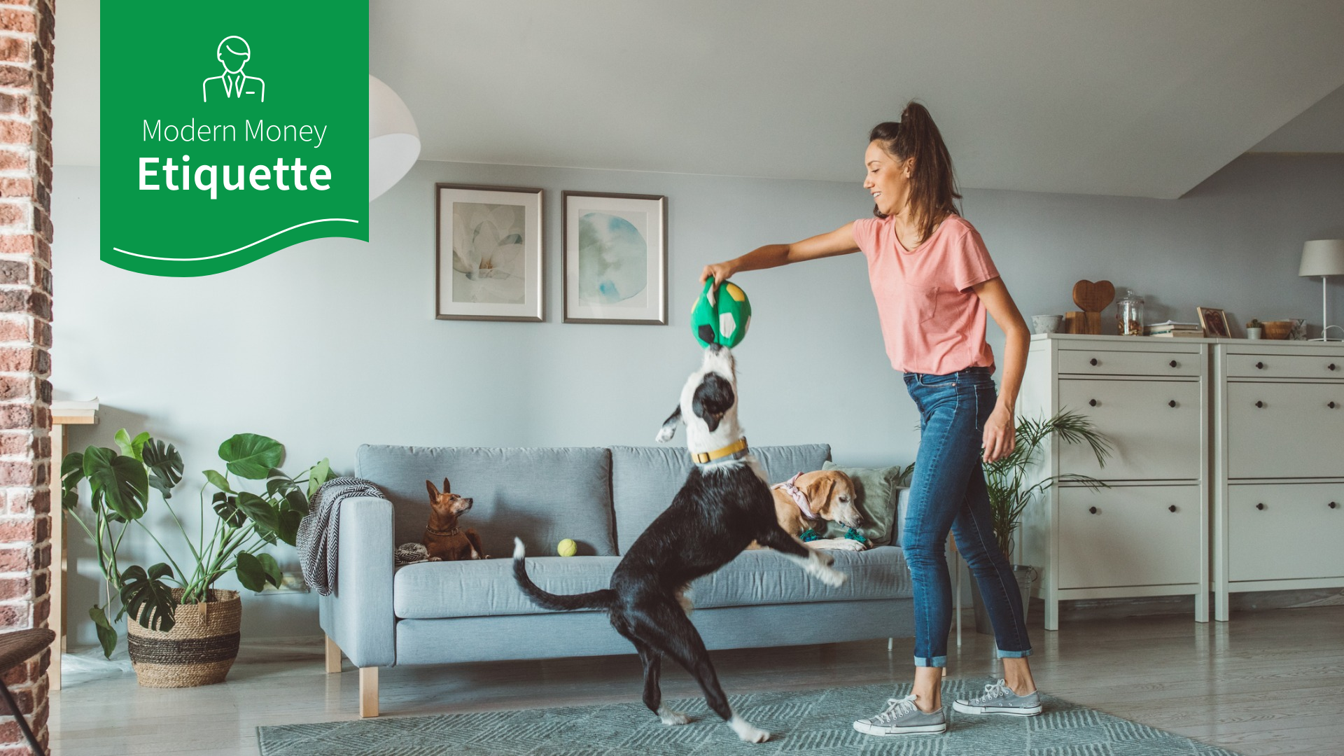 How Much Do You Pay a Friend for Pet-Sitting and Other Household Favors When You're Out of Town?