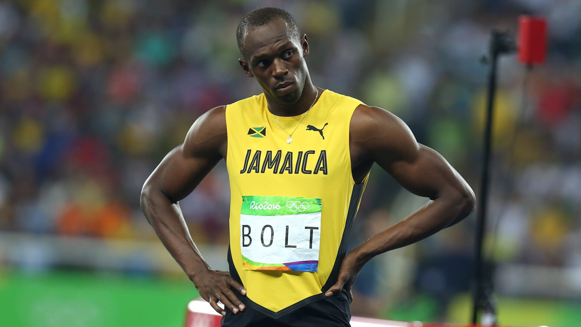 What Is Usain Bolt's Net Worth?