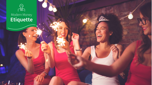 How Much Is OK To Expect People To Pay For a Bachelor/ette Party?