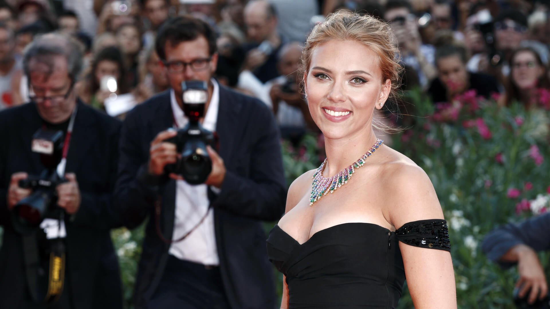 Scarlett Johansson, Jennifer Aniston and 25 of the Richest Actresses of All Time