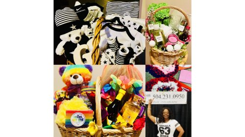 Louisiana Woman Turns Her Passion for Creating Gift Baskets Into a Small Business