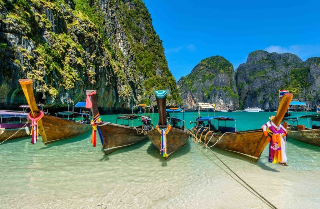 Thailand Wants To Isolate Tourists On Islands...