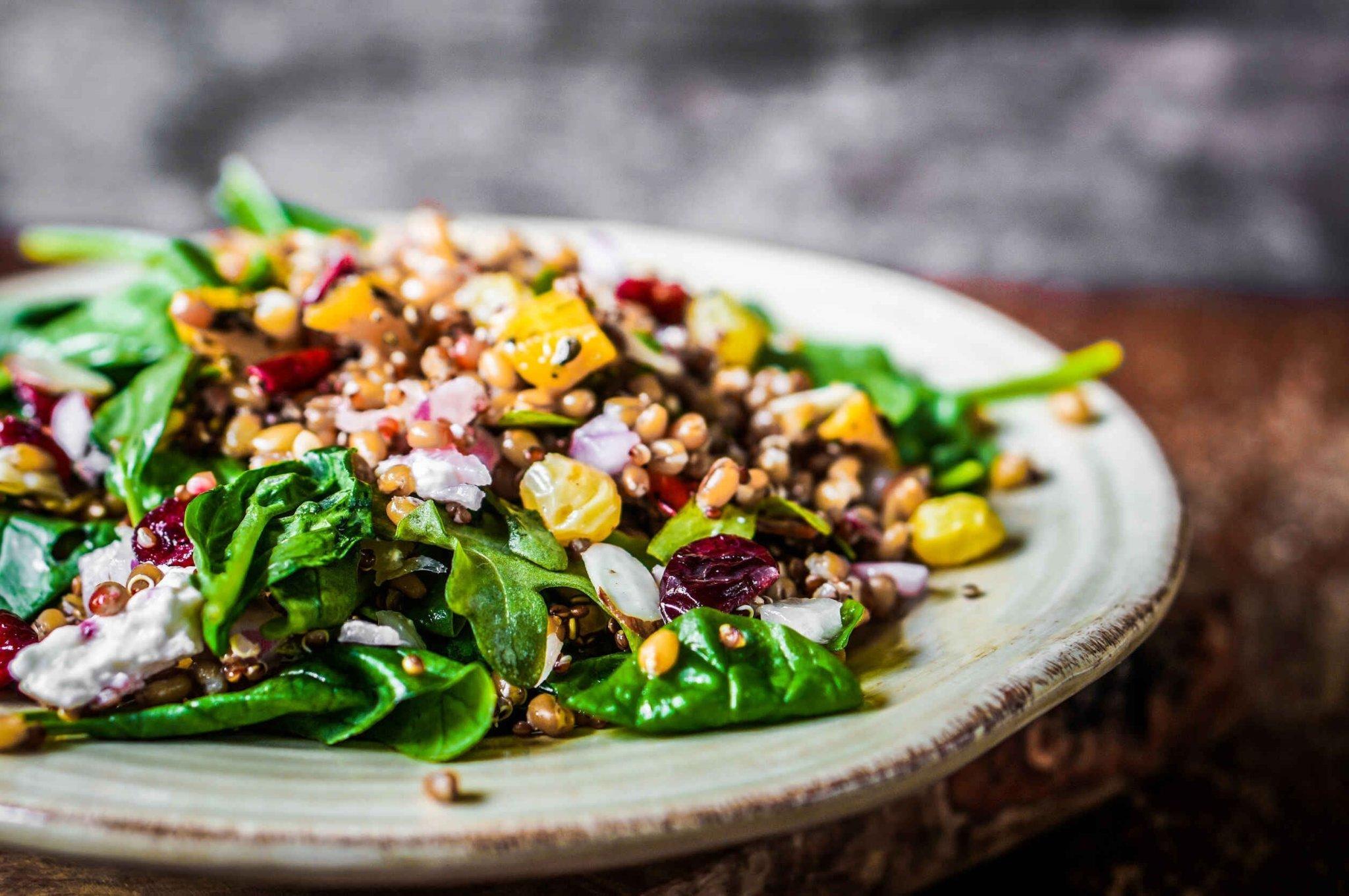 London Named World's Best City For Vegetarian Dining