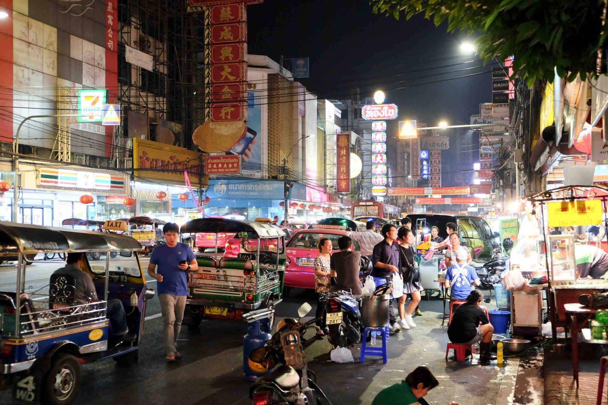 Bangkok's Jay Fai Does Take Out Amid Coronavirus...