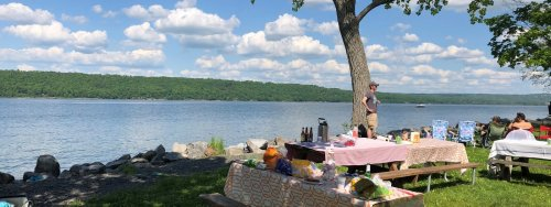 Top Ten Picnic Spots in the Finger Lakes Region!