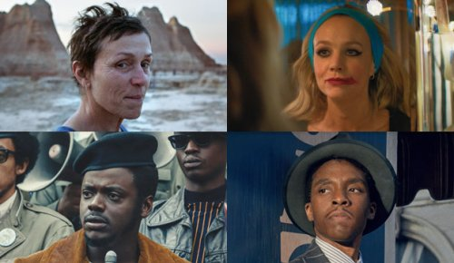2021 Gold Derby Film Awards winners list: 'Nomadland' wins Best Picture, Carey Mulligan and Chadwick Boseman take lead acting honors [WATCH]