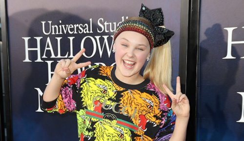 Oops! Looks like JoJo Siwa accidentally revealed her 'Dancing with the Stars' partner