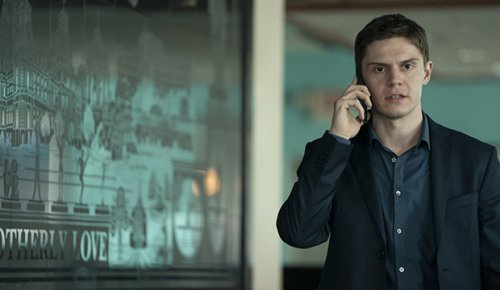 Evan Peters inches closer to first Emmy bid as he cracks the top 6 for 'Mare of Easttown'