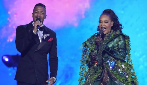 Vivica A. Fox ('The Masked Singer' Mother Nature) unmasked interview: 'I've never done anything like this before and I had fun!'