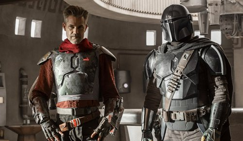 Timothy Olyphant hoping to marshal up first career Emmy win thanks to 'The Mandalorian'