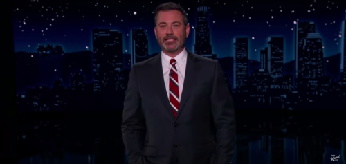 Jimmy Kimmel on Liz Cheney's GOP ouster: 'I thought these guys hated cancel culture'