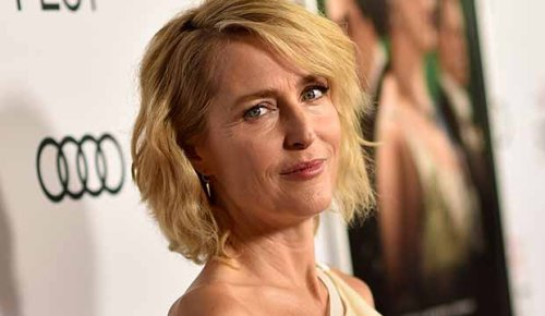 Gillian Anderson ('The Crown'): When portraying former British PM Margaret Thatcher, 'if the voice is wrong, you're kind of screwed' [EXCLUSIVE VIDEO INTERVIEW]