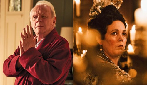 Could BAFTA victory for Anthony Hopkins ('The Father') foretell Oscars surprise like it did for Olivia Colman?
