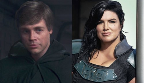 Mark Hamill, Gina Carano among 22 'The Mandalorian' cast members submitted for Emmys
