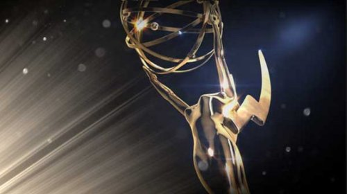 Who are the 4 Emmy winners that contended for the same character on different shows?