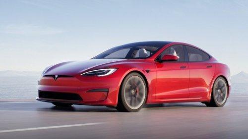 Tesla erhöht Preis und verschiebt das Model S Plaid Plus