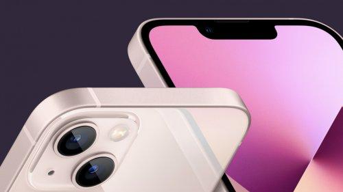 Display des iPhone 13 ist von Reparaturshops nicht tauschbar