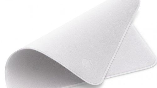 Apple führt 25-Euro-Poliertuch mit Kompatibilitätsliste ein