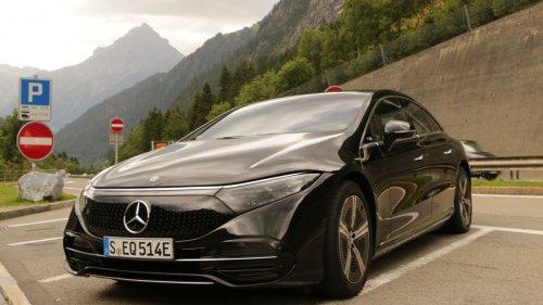 Mercedes schüttelt Tesla ab, aber nicht die Klimakrise