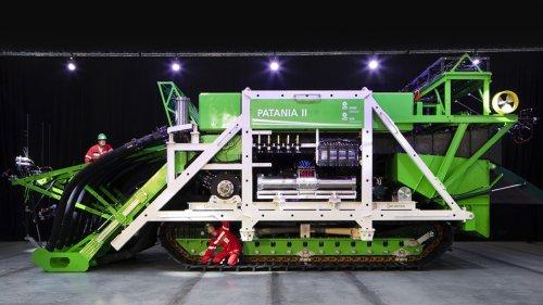 Belgisches Unternehmen testet Tiefseebergbau im Pazifik