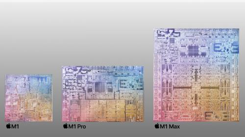 Dieses Apple Silicon ist gigantisch