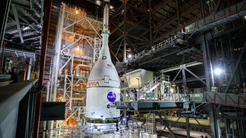 Fünf harte Tests bis zum neuen Starttermin der Mondmission