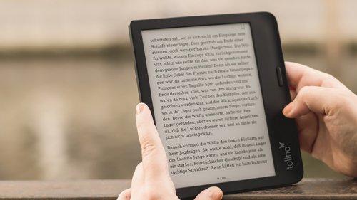 Gelungene neue E-Book-Oberklasse von Tolino