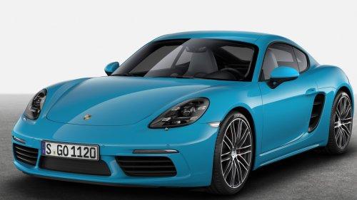 Porsche Cayman und Boxter könnten Elektroautos werden