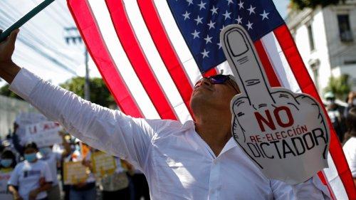 Proteste in El Salvador gegen Bitcoin und Präsidenten