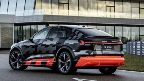 Neuer Audi E-Tron soll 600 km weit kommen
