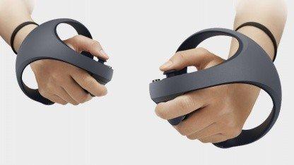 Playstation VR 2 soll am Kopf klopfen