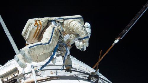 Gehirnschäden durch Langzeitaufenthalt im Weltraum
