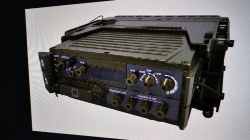 Bundeswehr lässt Funkgeräte von 1982 nachbauen