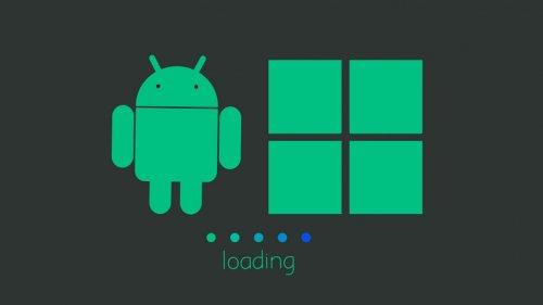 Entwickler installiert Google Play auf Windows 11