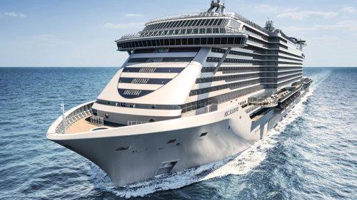 Kreuzfahrt-Reederei MSC plant Brennstoffzellenschiff