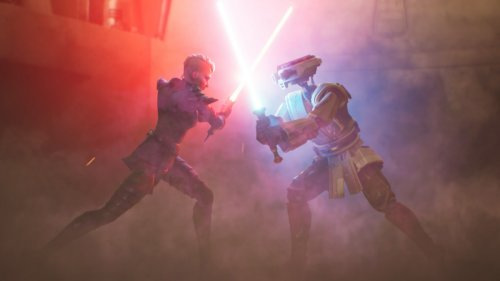 Galaktisch viel Star Wars im Anflug