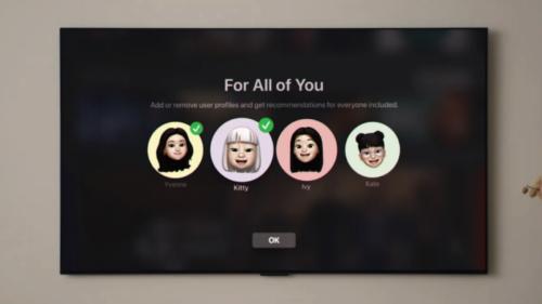 TVOS 15 soll gemeinsame Streaming-Erlebnisse schaffen