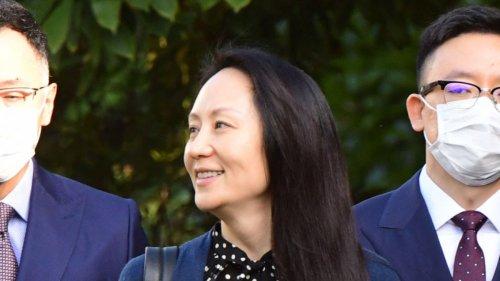 Freilassung von Huawei-Finanzchefin verhindert US-Blamage