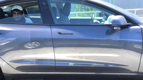 Kalifornische Polizei nimmt Rückbank-Tesla-Fahrer fest