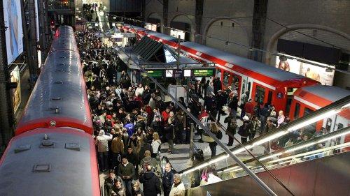 Hamburg startet autonom fahrende S-Bahn-Linie