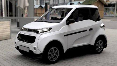 Russisches E-Auto mit originellem Antrieb soll 2021 kommen