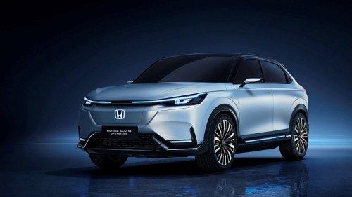 Honda baut erstes SUV auf GMs Ultium-Plattform