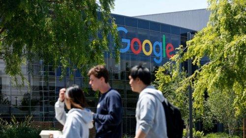 Google rechnet mit einer ständigen Minderheit im Büro