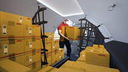 DHL erwartet etwas höhere Paketmengen als im Vorjahr
