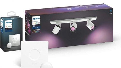 Philips Hue Leuchten reduziert - Das günstige Smart Home