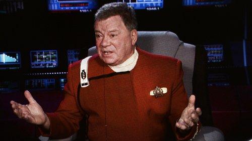Captain Kirk fliegt offenbar in die Erdumlaufbahn