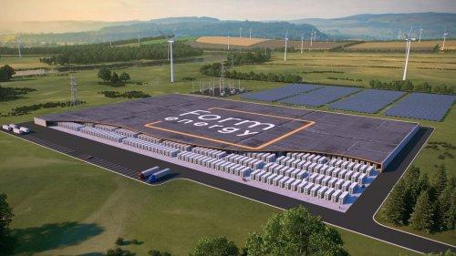 Eisen-Luft-Akku soll Energiespeicherprobleme lösen