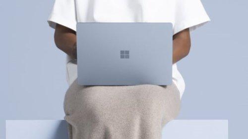 Der Surface Laptop 4 und weitere Geräte sind offiziell