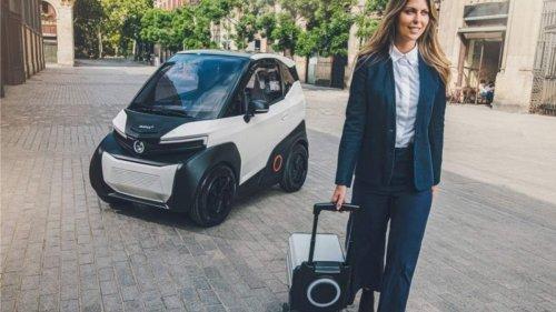 Günstiges Elektroauto mit herausnehmbaren Akku vorgestellt