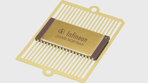 Strahlungsresistente Speicher für die Raumfahrt von Infineon